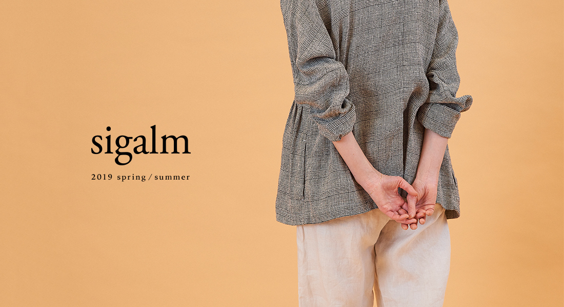 sigalm 2019 S/S